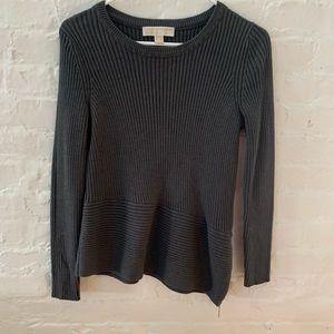 Michael Kors Gray Knit Sweater